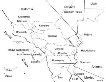 THE ACJACHEMEN (JUANEÑO) INDIANS OF COASTAL SOUTHERN CALIFORNIA